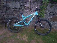 Commencal meta am v3 mountain bike