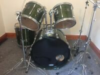 Pearl Export Drum Kit + Snare and Cymbal Stands