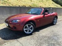 MAZDA MX 5 OPTION PACK