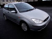 2005 FORD FOCUS 1.6 FLIGHT, 3 door.