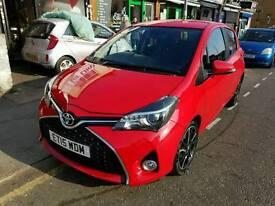 Toyota yaris 1.3 sport
