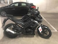 124cc TN12 Sport Motorcycle
