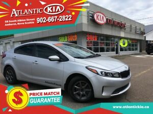 2018 Kia Forte LX Rims/Tint/6 speed manual, LOW KMs ONLY $91* b/