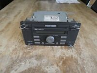 Ford Focus 6000 CD Radio and CD unit