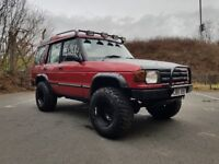 LAND ROVER DISCOVERY OFF ROAD READY WITH 12 MONTHS MOT