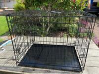 "Puppy Dog Cage 30"" EllieBo New"