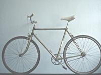 Beautiful Peugeot Vintage Lightweight Single Speed, serviced