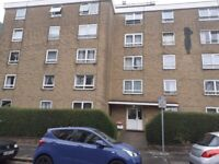 A large spacious 3rd Floor 1 double bedroom flat
