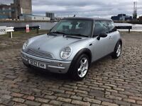 MINI COOPER 1.6 AUTO / AUTOMATIC PANORAMIC ROOF / ELECTRIC SUNROOF / LEATHER TRIM AIR CONDITIONING