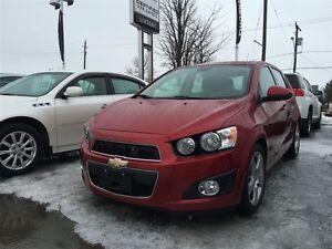 2012 Chevrolet Sonic -