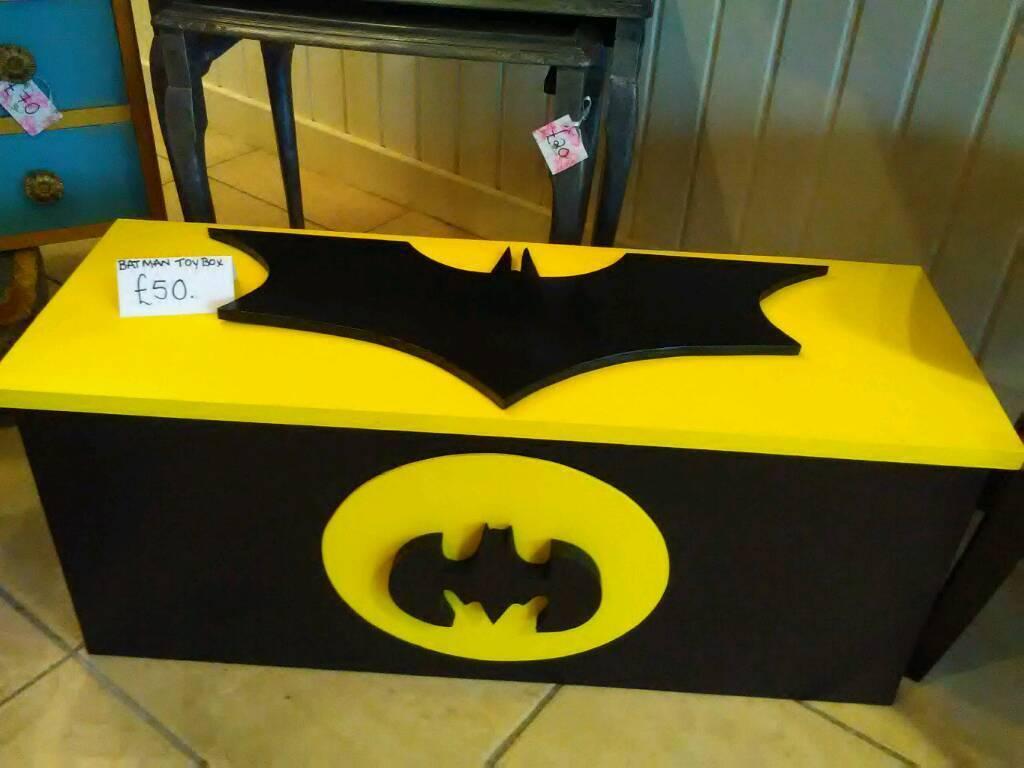 Batman toy box