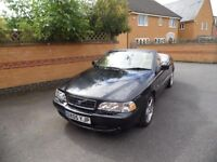 Volvo C70 Convertible Automatic Very Low Mileage