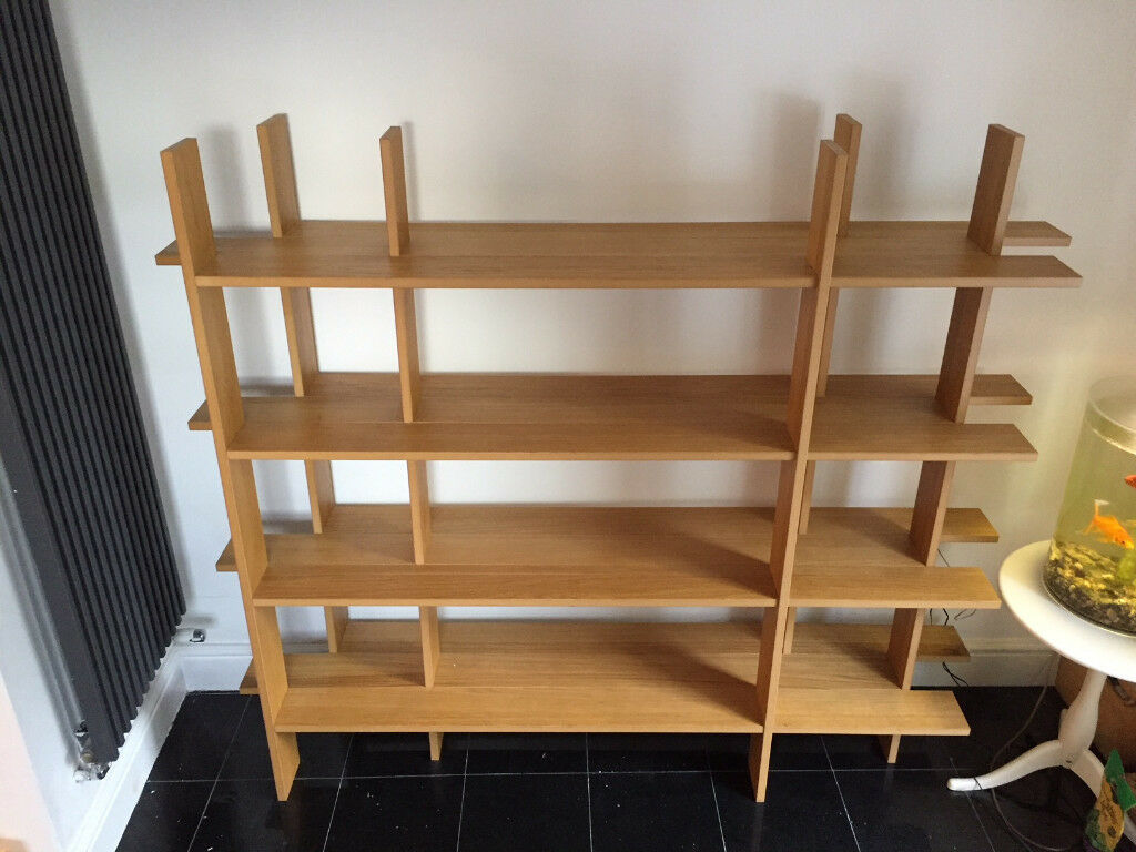 Limited Edition Ikea PS Shelving in great condition