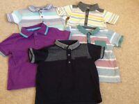 Big bundle of boys age 9-12 months clothes