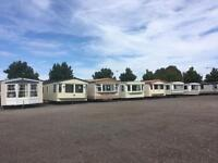 Caravans mobile homes for sale FREE UK DELIVERY from