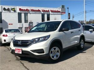 2015 Honda CR-V LX - Heated Seats - Back Up Camera