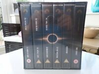 BRAND NEW STAR TREK VIDEO COLLECTION. (SET OF 6 - unopened)