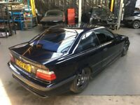 Breaking for parts - BMW E36 318is Sport (2.8 converted) 328i 328 coupe modified for sale  Livingston, West Lothian