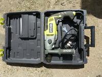 Two speed, dual action Ryobi Electric drill EID11002RV