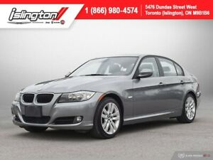 2011 BMW 323 i-Series **SUMMER SPECIAL!!** SUNROOF LEATHER+++