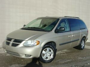 2007 Dodge Grand Caravan SE. WOW!! Only 124000 Km! Stow & Go! DV