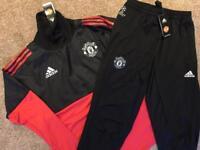Manchester United home tracksuit - Medium