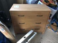 Dunhelm soft close drawers