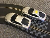 Scalextric Cars and Track