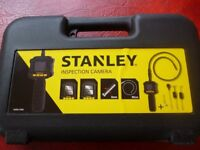 new Stanley inspection camera
