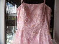 bridesmaid or prom dress size 10