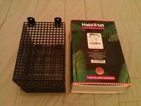 vivarium thermostat and heater/light guard