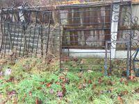 Vintage Iron Gates