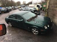 Jaguar R S Type For Breaking