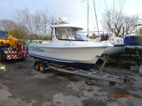 Quicksilver 620 Fishing Boat