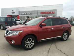 2015 Nissan Pathfinder SL-TECH
