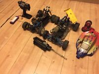 WANTED RC NITRO CAR WORKING/NON-WORKING