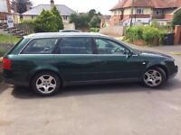 Audi A6 2.8 Quattro Estate 1998