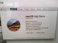 iMac 2017. 21.5 inch. 1tb. 8gb. 2.3ghz intel i5