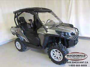 2012 Can-Am Commander 1000 XT REDUCED!