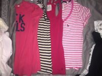 Jack wills Tshirts and vests