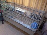 150cm Rabbit or Guinea Pig Indoor Cage
