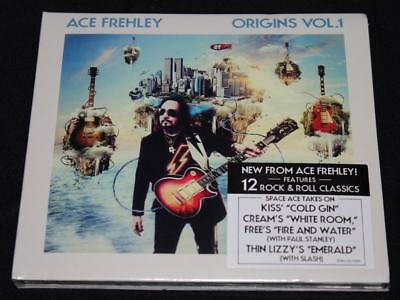 Origins, Vol. 1 [Digipak] by Ace Frehley (CD, Apr-2016, Entertainment)