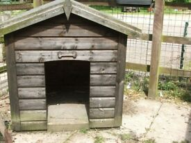 Large Dog Kennel, very good condition, been used only by the cat