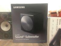 SAMSUNG SWAW700 Wireless SubWoofer