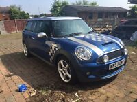 Mini Cooper S Clubman. Mine for 3+ years, fsh +new timing chain cost £££ Want to sell this week