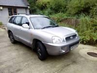 For sale Hyundai santa fe
