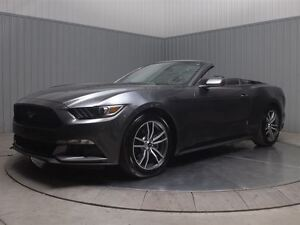 2015 Ford Mustang PREMIUM CONV ECOBOOST CUIR