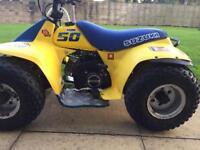 Suzuki LT50 kids quad motorbike