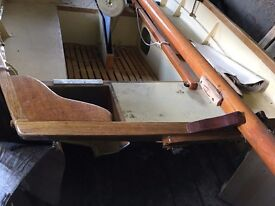 Laurent-Giles Jolly Boat