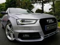 2015 Audi A4 2.0 Tdi S Line Black Edition Plus, Sat Nav! Tech Pack! One Onwer, FASH, FINANCE